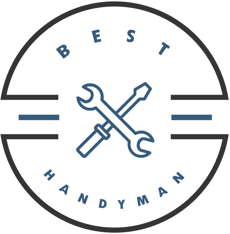 Best Handyman Logo